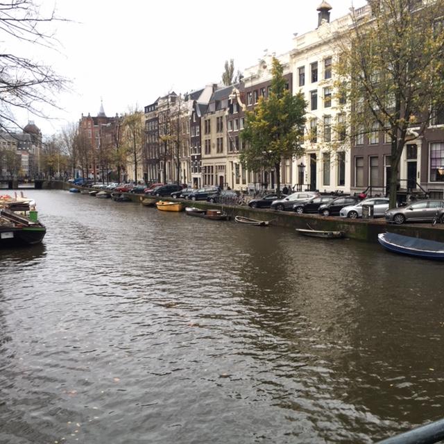 November in Amsterdam