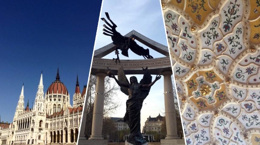 PHOTO DIARY: Budapest