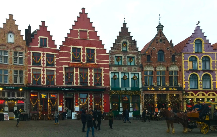 Exploring Belgium: Bruges